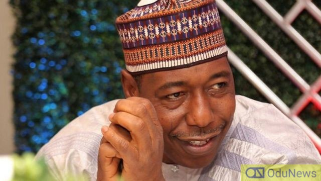 Governor Zulum Calls On FG To Deploy Dissolved SARS To Borno State