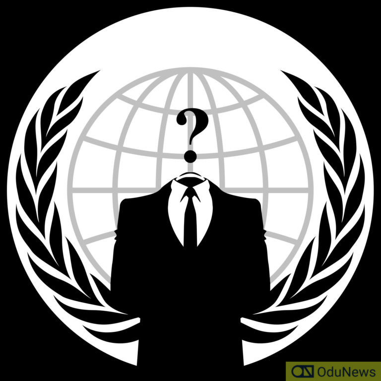 Popular Hacker Group, Anonymous Hack Nigeria Database, Releases Details Of Officers