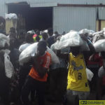 Hoodlums Invade Warehouse In Lagos, Cart Away COVID-19 Palliatives