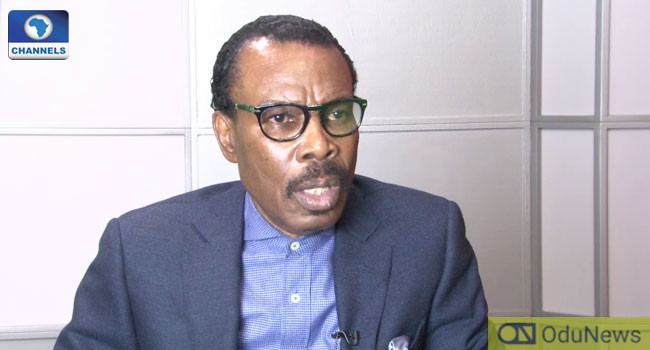 Bismarck Rewane Lists Nine States In Nigeria As The Only Prosperous Out Of 36