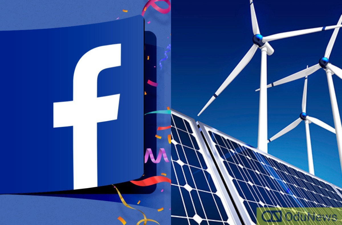 Facebook Is Using Artificial Intelligence To Improve Renewable Energy Storage