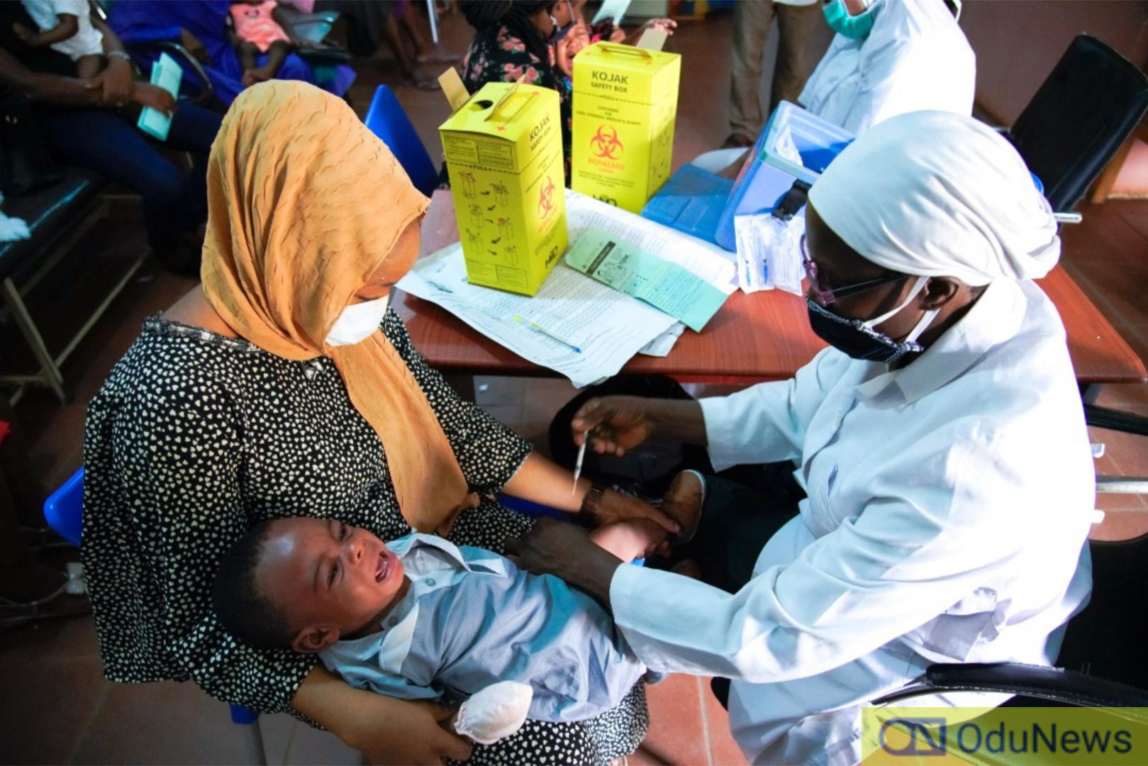 Millions At Risk As Coronavirus Disrupts Immunization Campaigns - UN