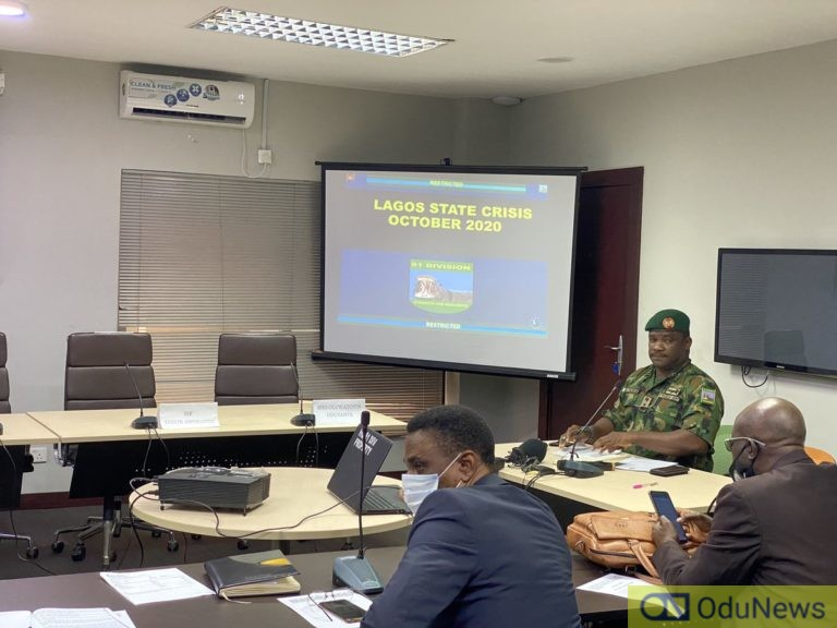 Lagos Governor Invited Us But Didn't Communicate Change in Curfew Time - Nigerian Army Tells Lagos Judicial Panel of Enquiry on Lekki Shootings