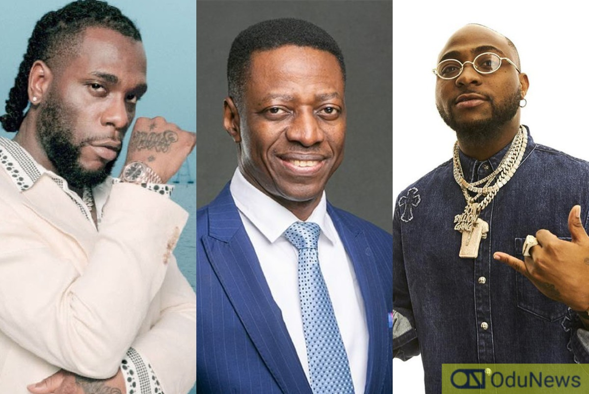 Davido, Burna Boy, Sam Adeyemi, Others Dragged To Court Over #EndSARS Protests