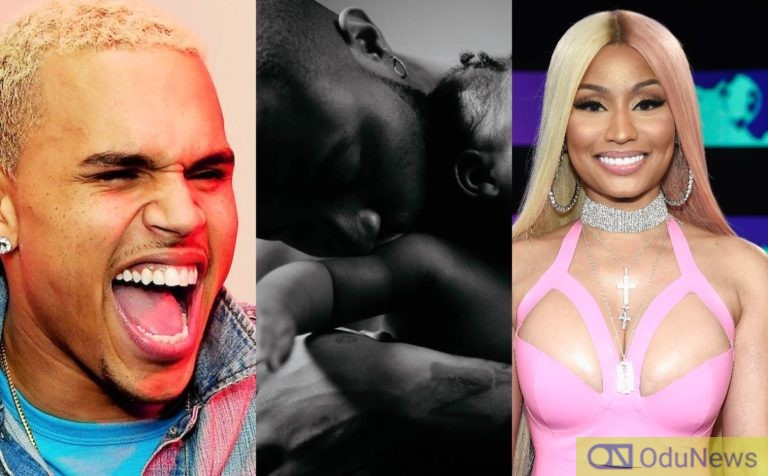 "What Chris Brown, Nicki Minaj Said About Davido's ""A Better Time"""