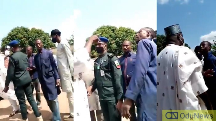 Wild Reactions As LGA Chairman Assaults Mechanic In Adamawa