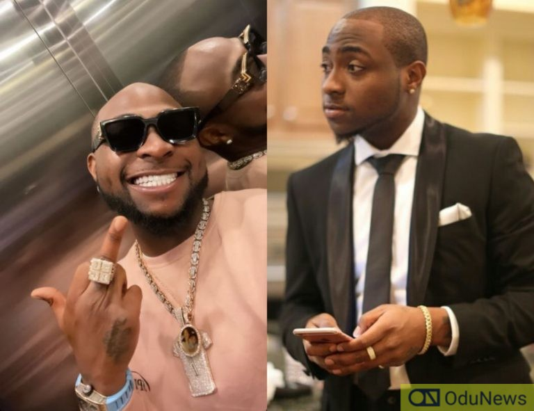'My Driver Is Getting Married And I'm His Best Man', Davido Reveals