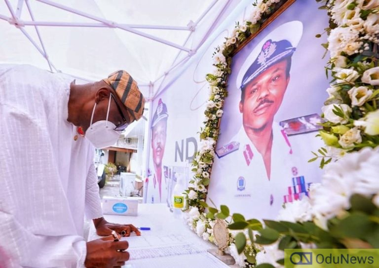Lagos State Will Give Ndubuisi Kanu A Befitting Burial - Sanwo-Olu