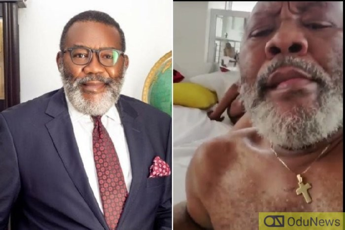 Imo Commissioner, Willy Amadi Caught On Sex Scandal Tape [VIDEO]