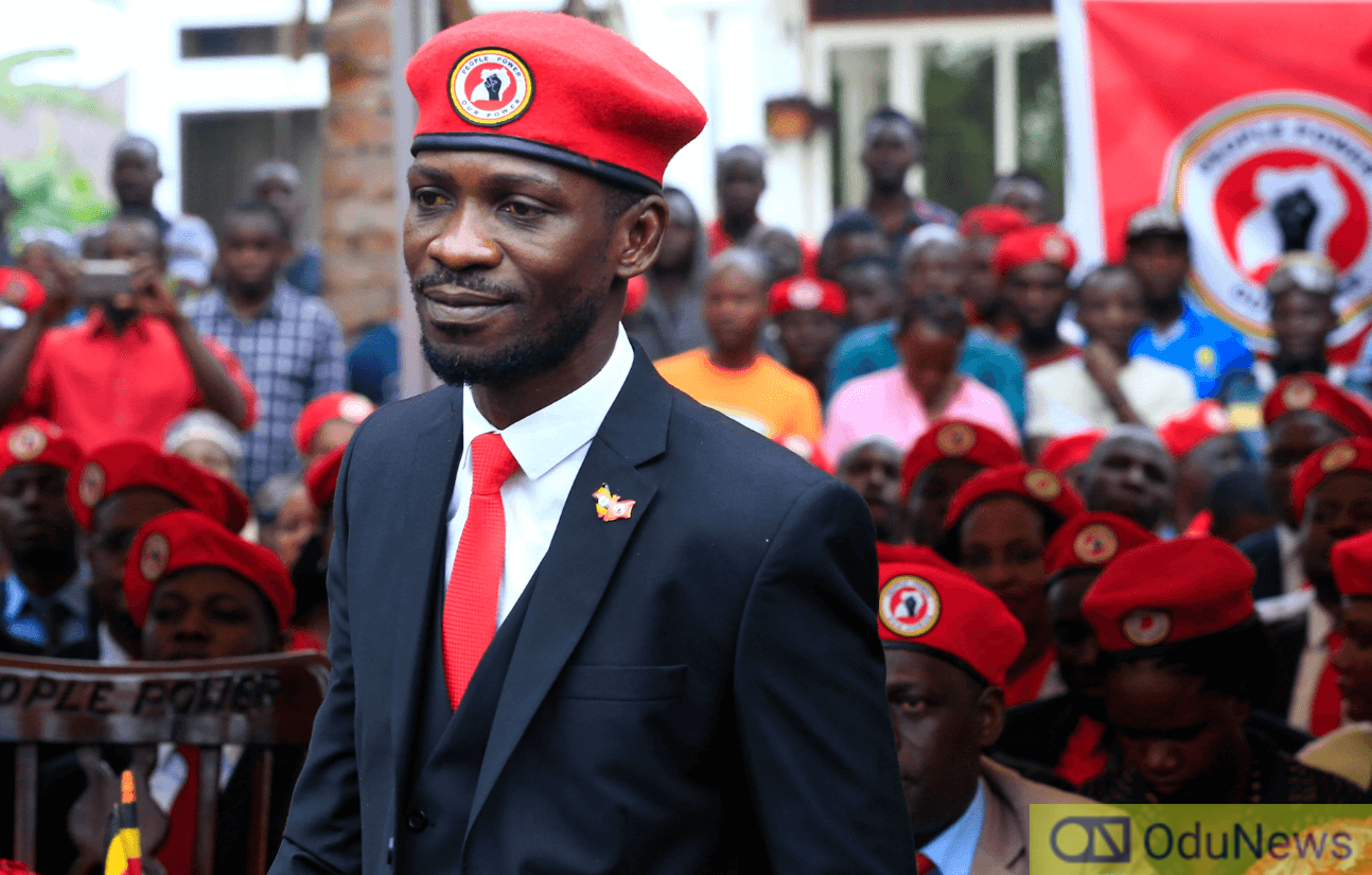 "Bobi Wine Rejects Results, Declares Himself ""President-Elect"""