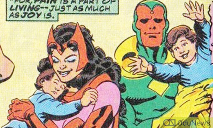 Wanda And Vision's Children, Explained