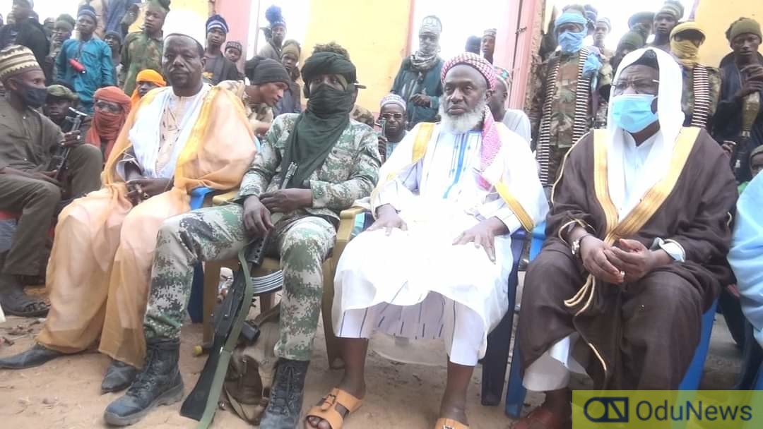 Sheikh Gumi: What My Meeting With Bandits Revealed On Nigeria's Security Crisis