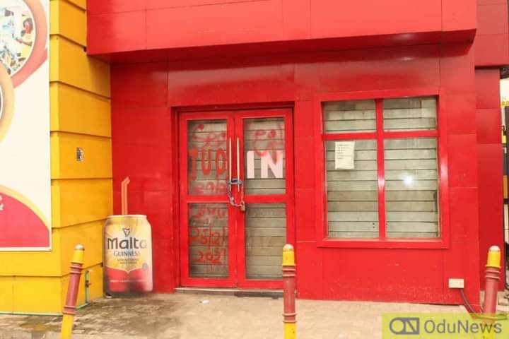 LASCOPA Seals Supermarket At Ogba For Displaying Expired Products