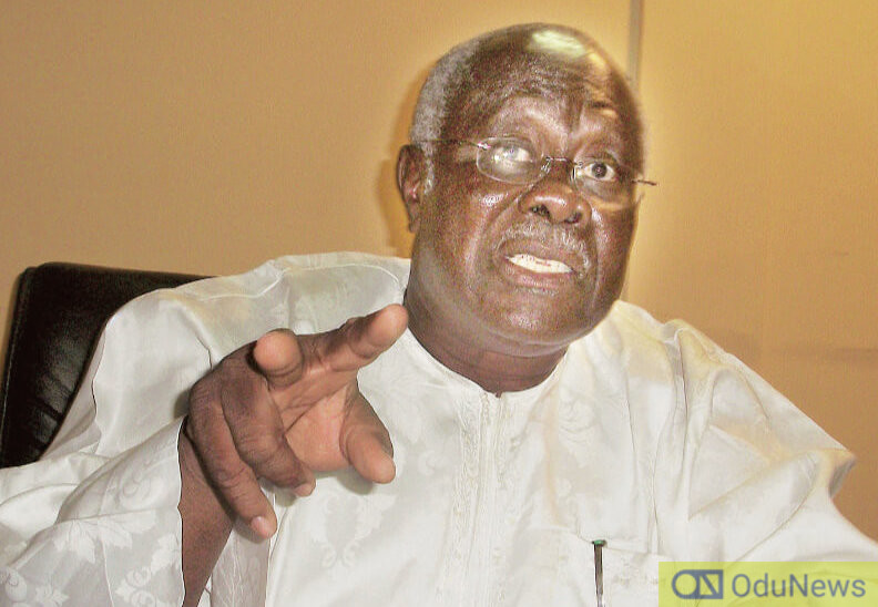 Tinubu Does Not Own Or Control The Lekki Tollgate - Bode George