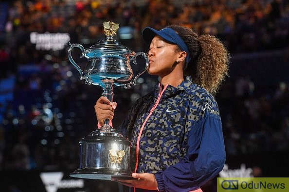 Naomi Osaka Wins Australian Open Title For The Second Time