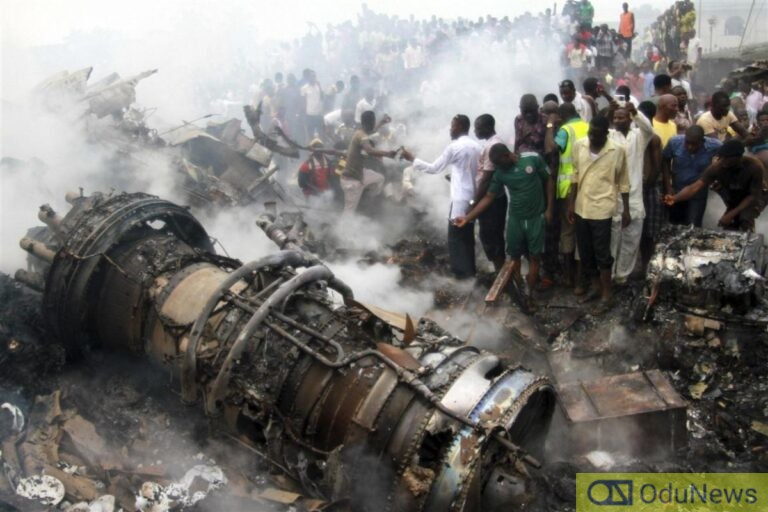 Nigerian Air Force Confirms Death Of 7 Passengers in Abuja Jet Crash