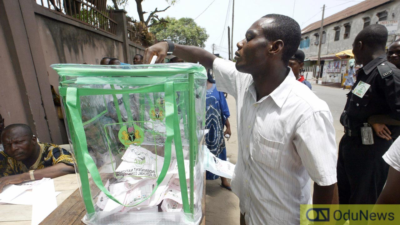 INEC Fixes March 27 For Aba Reps By-election