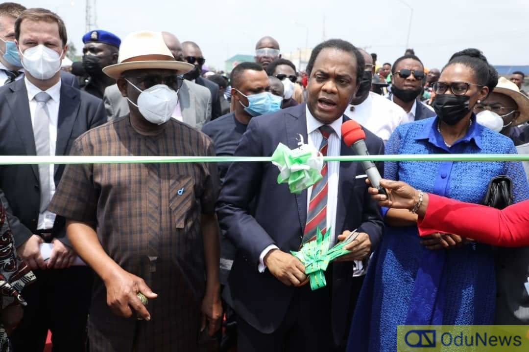 Donald Duke Commissions Flyover Bridge Built By Wike In Rivers State