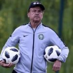 Rohr: Musa Is My Non-Playing Captain; Won't Face Benin, Lesotho