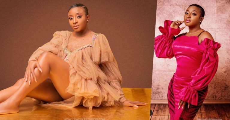 """ I am fearless and limitless""- Actress, Ini Edo says as she shares adorable photo"