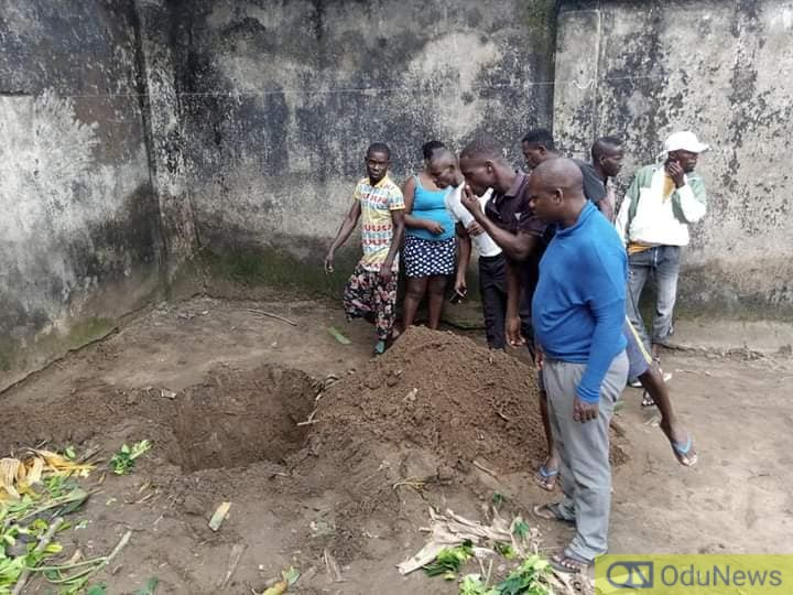 Pastor Kills Wife, Buries Corpse In Shallow Grave