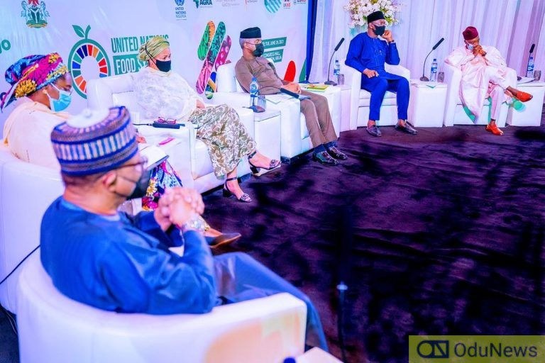 Osinbajo Leads Collaboration With UN To Improve Food Systems In Nigeria
