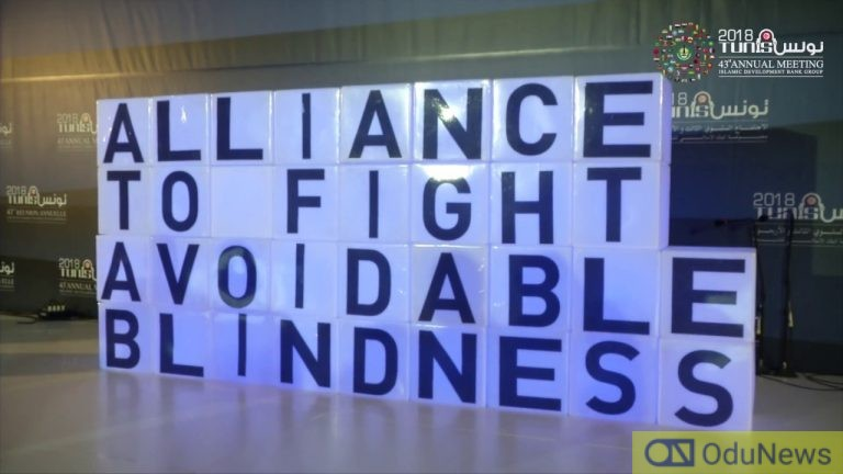 Islamic Development Bank Launches Alliance To Fight Avoidable Blindnes