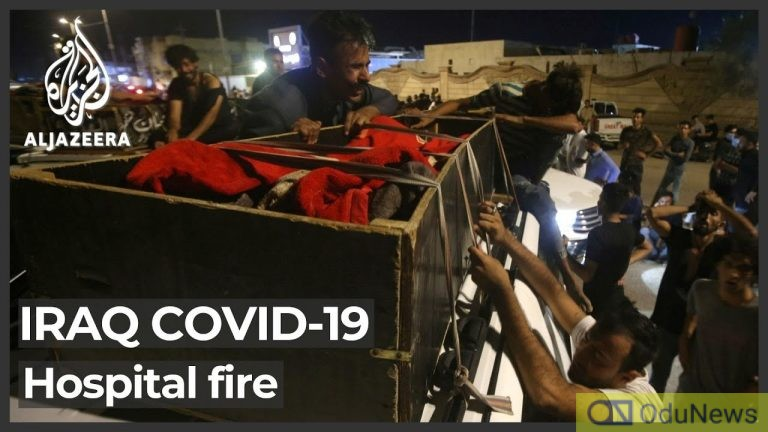 At Least 92 Killed In Second Covid-19 Hospital Fire In Months