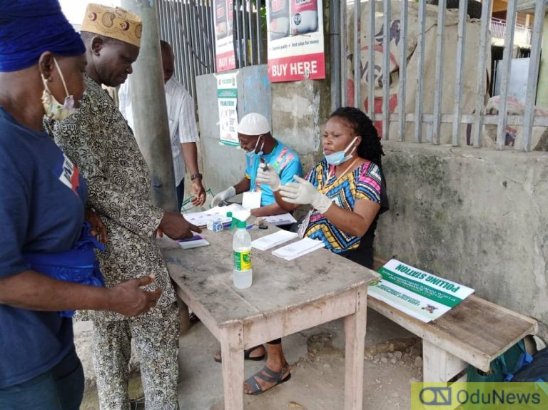 Low turnout of voters in Lagos state local govt elections